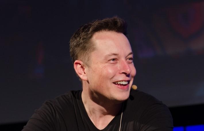 Ο Διευθύνων Σύμβουλος της Tesla, Elon Musk (Heisenberg Media/Wikimedia Commons)