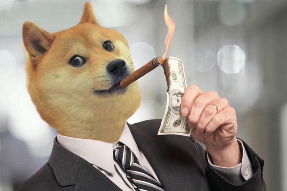 Το Dogecoin έφτασε σε νέα υψηλά επίπεδα ρεκόρ την Τρίτη μετά από δύο νέες καταχωρήσεις συναλλάγματος.